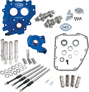 Sands Cam Chest Kit Tc3 Oil Pump/plate Chain Drive 510c Harley Big Twin 99-06