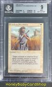 Mtg Limited Edition Alpha 1993 Swords To Plowshares Bgs 9.0 Mint Oldschool 93/94