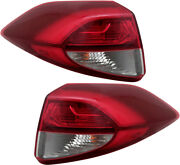 Led Taillights Tail Lights Assembly New Pair Set For 2016-2017 Hyundai Tucson