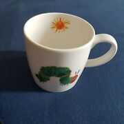 The Very Hungry Caterpillar Ceramic Cup Childand039s Size Portmeirion Eric Carle