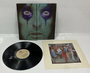 Alice Cooper From The Inside Vinyl Record Lp Usa 1978