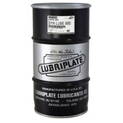 Lubriplate L0978-061 Syn Lube 680 1/4 Drum Synthetic Pao Fluid For Worm Gear