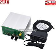 Gps Receiver Gpsdo 10mhz 1pps Gps Disciplined Clock With Antenna Power Supply