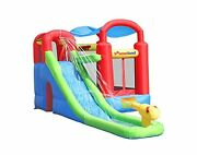 Inflatable Bounce House Or Water Slide Wet Or Dry With Sun Roof, Ball Pit 30 ...