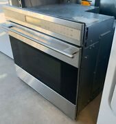 30' Wide Stainless Wolf Single Wall Oven Model So30-2u/s-th Bonita Springs Fl