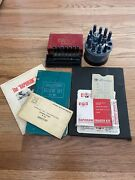 Vintage Koh-i-noor Rapidograph Rapiddraw System Pens And More