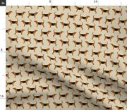 Bloodhound Bloodhounds Dog Dogs Bloodhound Dog Spoonflower Fabric By The Yard