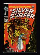 Silver Surfer 3 Fn - 1st Appearance Of Mephisto - Shalla-bal - Ghost Rider
