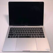 Apple 13 Macbook Pro 2017 Mpxu2ll/a-bto + Mlb Issue Does Not Boot Sold As Is