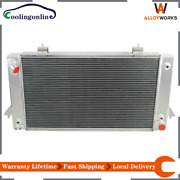 For 1987-1998 Land Rover Range Rover/discovery I/ii 3.9l 4.0l Row 4 Radiator