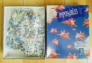 When Pigs Fly Puzzle 750 Piece Jigsaw Animals Bepuzzled Impossibles New Open Box