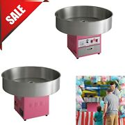 Carnival King Ccm28 Cotton Candy Machine 28 Stainless Steel Bowl - 110v