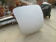 1940 Trunk Deck Lid Chevy Buick Lasalle Plymouth Cadillac Gm Body 5219