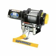 Superwinch 1140220 Lt4000atv Winch 4000 Lb Load Capacity Universal Fit Part New