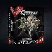 Conquest The Last Argument Of Kings - Spires Starter Set Holiday Wave 1
