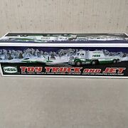 2010 Hess Toy Truck And Jet Set