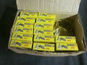 14 New In Box Faller Lionel Vintage No.670/20 Building Light Bulb 2 Open
