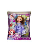 Disney Sofia And The First Talking Sofia And Animal Friends 3+