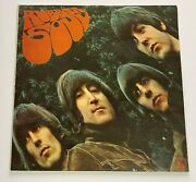 The Beatles Rubber Soul Uk 1st Press Mono Vinyl And Cover Ex++ Overall Rating 9/10