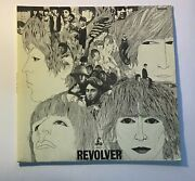 The Beatles Revolver Mint - Vinyl And Cover Uk 1966 1st Press And039xex 606-1and039 Side 2