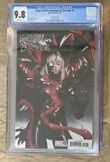 Sold Out King In Black Gwenom Vs Carnage 1 Inhyuk Lee Ratio Variant - Cgc 9.8