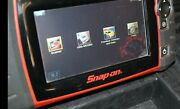Snap-on Solus Ultra Auto Diagnostic Service Tool With Keys + Accessories Bundled