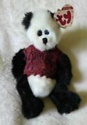 Ty Collection Checkers Beanie Baby 1993andnbsp Style 6031 Pvc Pellets Tag Errors.