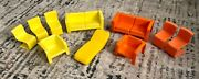 Lot 1973 Mattel Barbie Townhouse Furniture - 7 Chairs, 2 Couch, 1 Chaise
