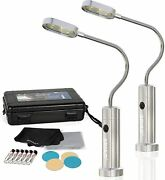 Grill Light Set Magnetic Base Super Bright Powerful 6 Led Waterproof Bbq Lights