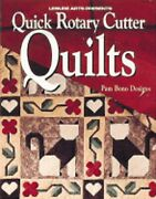 Quick Rotary Cutter Quilts By Leisure Arts New