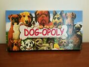 Dogopoly Board Game 100 Complete Late For The Sky Excellent Condition