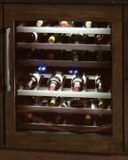 Thermador 24 Built-in Panel Ready Dual Zone Wine Cooler - T24uw800rp