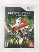 Ghostbusters The Video Game Nintendo Wii, 2009 Sealed