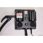 Storm Blow-off Station Sbs10-ln120vs Personnel Blow-off System 120vac