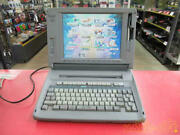 Sharp Wd-m800 Japanese Vintage Word Processor As-is