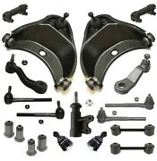 19 Pc Suspension Kit Tie Rod Ends For Chevrolet And Gmc C1500 Suburban Tahoe Yukon