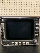 Collins Mfd-85a Multifunction Display Pn 622-7236-001