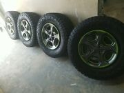 Jeep Wrangler Rims And Tires Used