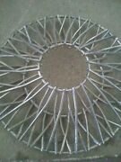 Original 1950and039s Accessory Wire Wheel Covers Hubcaps Chevrolet Buick Ford Dodge