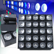3 In 1 Led Light 25 Head Led Rgb Color 25x30w Professional Stage Effect