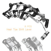 Cnc Cut Heel Toe Shift Lever W/shifter Pegs For Harley Sportster Xl1200cx Xl 883