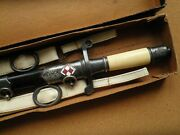 Scarce Early M1954 Polish Air Force Officers Dagger With Hangers Box