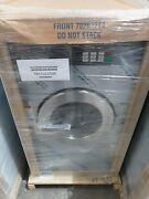 Coin Operated Commercial Washing Machine Speedqueen 20lb Capacity Andpound2200+vat