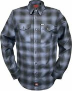 Dixxon Flannel Co Niner Flame Resistant Flannel Size Small