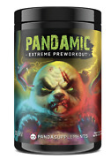 Panda Supps Pandamic Extreme Pre Workout Hottest Pre Limited Quantity Left