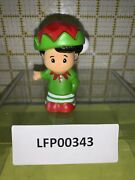 Fisher Price Little People Christmas Advent Calendar Elf Replacement Lfp00343