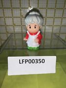 Fisher Price Little People Christmas Advent Calendar Mrs. Claus Lfp00350