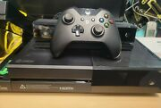 Microsoft Xbox One 1tb Console With1 Controller, Kinect And Battery Charger Bundle