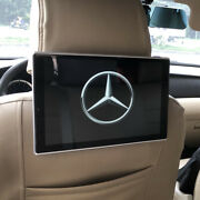 For Mercedes-benz Back Seat Support Wifi 4k Screen Video Car Tv Headrest Monitor