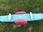 Pick Up Only Nj Vintage Fisher Price See Saw Teeter Totter Play Toy
